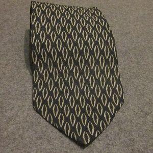 Giorgio Armani Silk Tie Excellent Condition